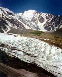 ледник Колка