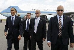 Охранники Обамы