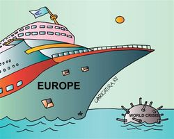 В Еврозоне неспокойно