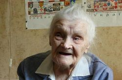 Самая пожилая украинка Евгения Тебенчук умерла на 111-м году жизни