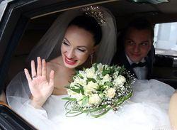 Свадьба Феофилактовой и Гусева