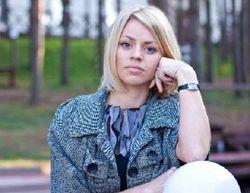 У Оксаны Стрункиной есть дочь