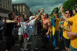 Донецкие хулиганы