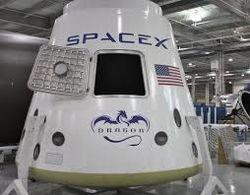 NASA о будущем коммерческого космического грузовика Dragon