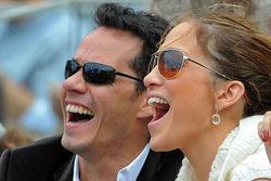 Дженнифер Лопес и Марк Энтони официально разводятся