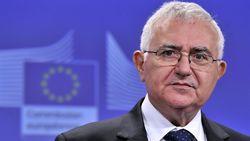 Еврокомиссар решил уйти в отставку