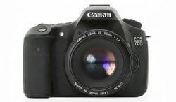 Canon представил камеру EOS 70D