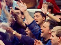 Биржи США торгуются в плюсе в связи с поступлением в продажу iPhone 5