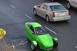 В США начали принимать заявки на автомобиль ценой 6800 долларов