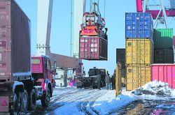 Эстония − страна транзитных грузов?