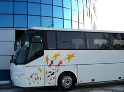 Эстонская пенсионерка погибла под колесами автобуса