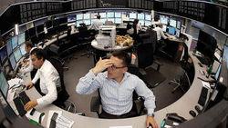 Выступление Бернанке принесло неоднозначность на биржи Европы