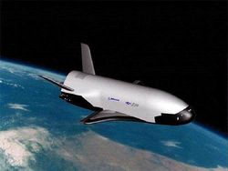 Беспилотный космический «мини-шаттл»