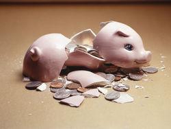 Банкам грозит банкротство