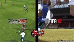 FIFA против PES