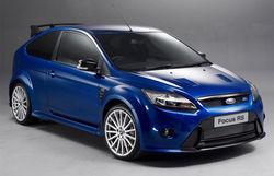 Ford Focus RS появится в конце 2015 года