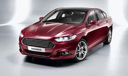 Ford презентует новый Mondeo