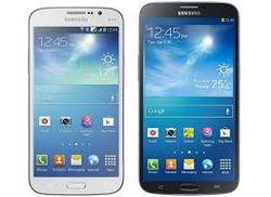 Samsung назвал цену смартфонов Galaxy Mega 5.8 и Mega 6.3