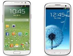 Первое обновление для Galaxy S4  -  что оно даст