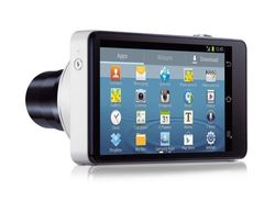 Samsung анонсировала Galaxy S4 Zoom - гибрид фотоаппарата и смартфона