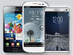 Galaxy S4 Mini могут представить в мае