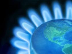 Газовые месторождения Украины