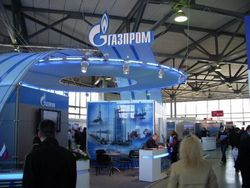 Газпром боится вступления России в ВТО