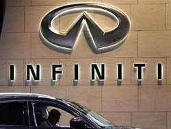 Бюджетный Infiniti