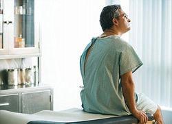 Течение рака простаты у мужчин