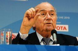 Глава ФИФА