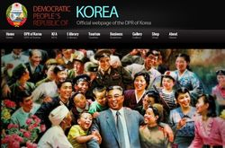 Главный правительственный сайт КНДР создан за 15 долларов