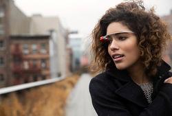 В YouTube выложили видео с интерфейсом Google Glass