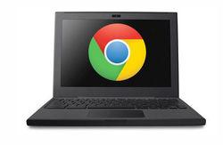 Ноутбук с сенсорным экраном от Google