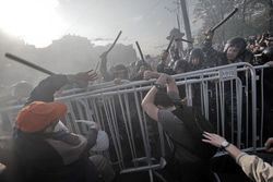 Госдума осудила оппозицию