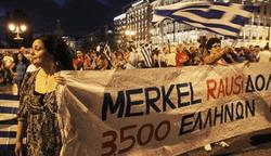 Греки ответили Меркель нет