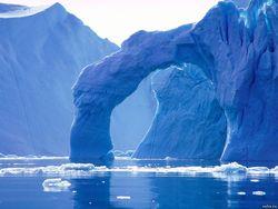 Ученые НАСА в таянии ледников виноваты... облака