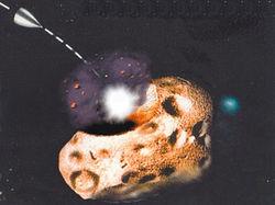 Проект HAIV – уничтожение угрожающих Земле астероидов ядерным взрывом