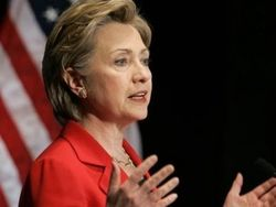 Хиллари Клинтон намерена посетить Россию в конце июня