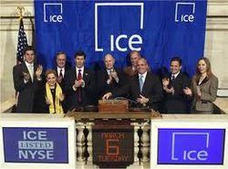 ICE и NYSE