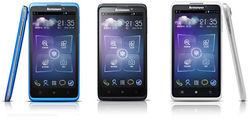 IdeaPhone S720 от Lenovo стоит 9,9 тыс рублей