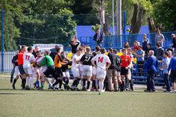 Игроки Торпедо и Партизана подрались