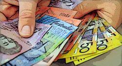 Инфляция оказывает давление на курс австралийского доллара