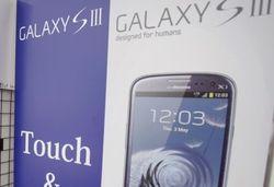 Samsung продала 10 млн единиц Galaxy S III