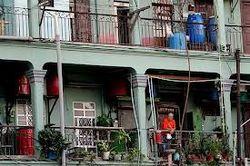 Кубинцы начали строить