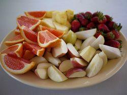 Ученые предложили заменить фрукты и овощи порошком
