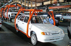 Украинский автопром теряет рынок