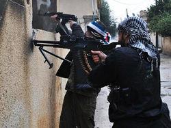 Заложники в Сирии