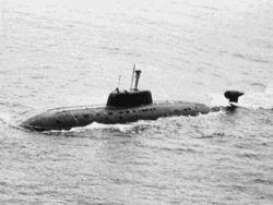 атомные подводные лодки