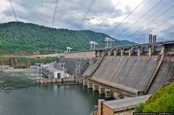 Строительство комплекса ГЭС на границе