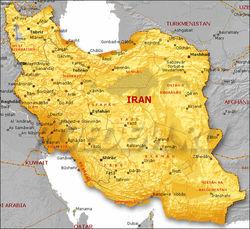 Иран выразил ноту протеста